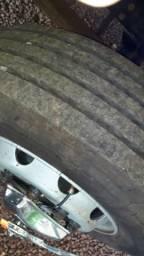 Caminhão caçamba 1620 - 2007