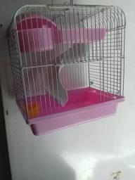 Vendo essa gaiola p Rato