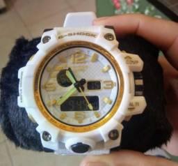 Relógio Branco G Shock Novo na Caixa - Unica Peça!, usado comprar usado  Rio de Janeiro