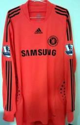 Chelsea Goleiro 2008/2009 Cech Formotion De Jogo Inglaterra, Camisas do Real Madrid