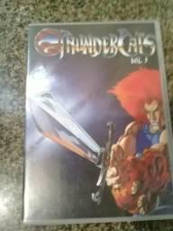 DVD Thundercats original semi novo