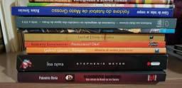 Conjunto com 10 livros - Vale a Pena
