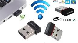 Receptor wi-fi barato 802.11n 150mbps 7un