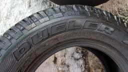Pneu Bridgestone Dueler 205/70/R15 AT 693 Novo !