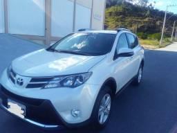 Vendo Toyota Rav 4 4x4 2013 com 64000km - 2013