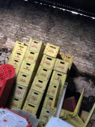 Vasilhames caixa de cerveja