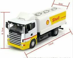 Caminhão Shell
