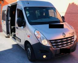 Financiamento sem entrada Renault Master Executiva 2015 - 2015