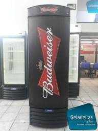Cervejeira Budweiser - Seminova Com Porta Cega