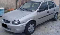 Vendo Corsa Sedan 2002/2003 completo - 2002