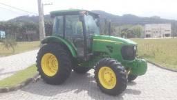 Trator John Deere 5078 Cabinado