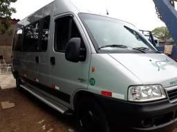 Van ducato minibus com bancada executiva - 2014