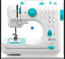Mini máquina de costura lenoxx