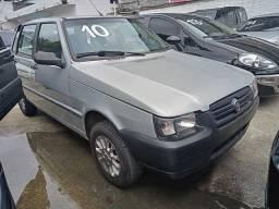 Fiat Uno 2010 Way Top 4p 1.0 8v flex completíssima de fábrica+novíssima!!!