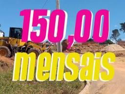 CALDAS NOVAS// TERRENO A PRESTAÇÃO 150 MENSAIS
