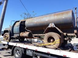 Carroceria tanque pipa para transporte de água
