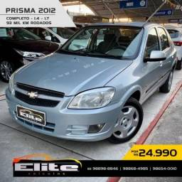 PRISMA 2011/2012 1.4 MPFI LT 8V FLEX 4P MANUAL