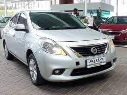 Nissan versa 2012/2013 1.6 16v flex sl 4p manual