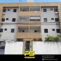 Apartamento com 3 dormitórios à venda, 72 m² por R$ 200.000 - Jardim São Paulo - João Pess