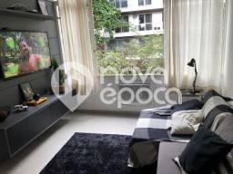 Apartamento à venda com 2 dormitórios em Ipanema, Rio de janeiro cod:CO2AP41222