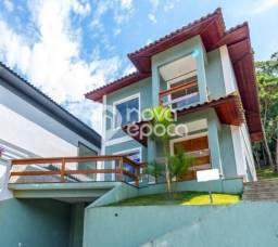 Casa de condomínio à venda com 4 dormitórios em Vargem grande, Teresópolis cod:SP4CS8436