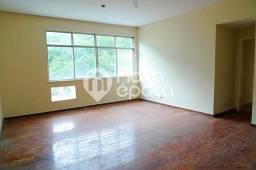 Apartamento à venda com 3 dormitórios em Cosme velho, Rio de janeiro cod:BO3AP40403