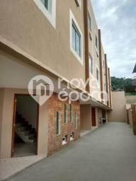 Casa de vila à venda com 2 dormitórios em Olaria, Rio de janeiro cod:ME2CV41269