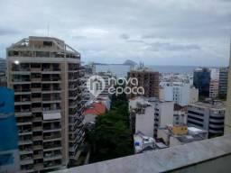 Apartamento à venda com 4 dormitórios em Leblon, Rio de janeiro cod:FL4AP31493
