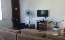 Casa à venda com 4 dormitórios em Centro, Rio de janeiro cod:FL4CS22149