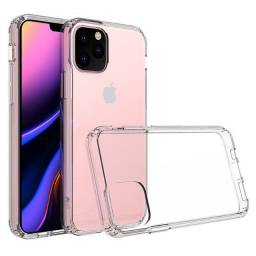 Capa P/ iPhone 11 6.1 Crystal Hybrid Lift Case