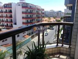 AZ-Cobertura Duplex com 03 quartos para alugar, 130 M² -Braga-Cabo Frio/RJ(CO0155)