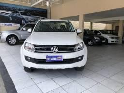 Volkswagen amarok 2015/2015 2.0 trendline 4x4 tdi automático-2015 (emplacada 2020) - 2015
