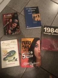 Livros avulsos