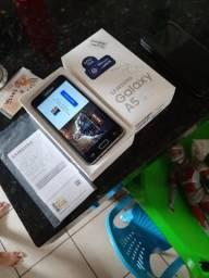 Samsung Galaxy A5 Quebrado