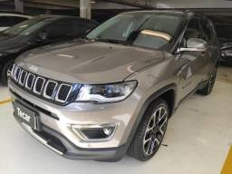 JEEP  COMPASS 2.0 16V FLEX LIMITED 2019 - 2019