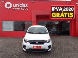 Fiat Mobi 1.0 8v evo flex easy manual - 2018