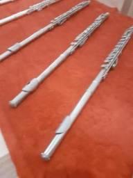 Flautas Shelter,Eagle, Artley, Armstrong e outras