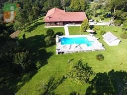Chácara com 5 dormitórios à venda, 20000 m² por R$ 1.700.000,00 - Campestre da Faxina - Sã