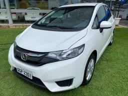 Honda Fit LX automático 2017 (baixa km)