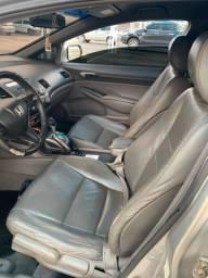 Civic LXS 1.8 automático com GNV