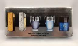 Kit 5 Perfumes Masculino Paco Rabanne