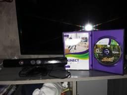 Vendo kinet de Xbox 360 e cabo AV