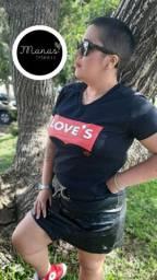 Tshirt Feminina Preço Único