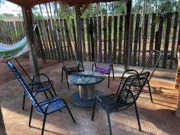 Chácara aluguel para famílias em Ipigua