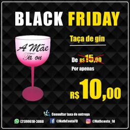 Black Friday de personalizados