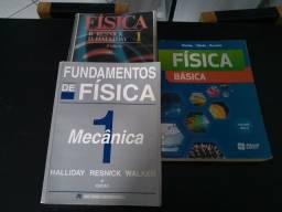 Livros Física
