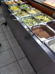 Título do anúncio: Lindo Restaurante centro de São Vicente melhor ponto da cidade lucro livre R$ 12.000,00
