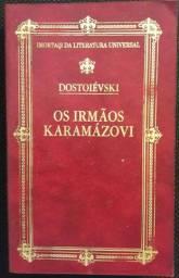 Livro: Os Irmãos Karamázov<br>