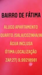 Alugo Apartamento b. Fátima