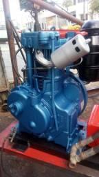 Grupo Gerador Diesel de 12.5KVA - motor de 8HP 110/220v